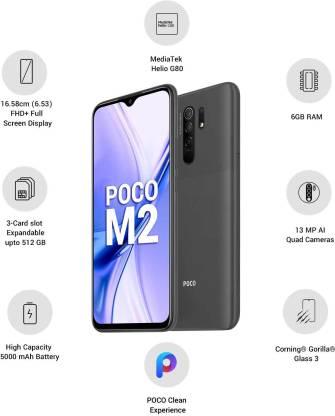 POCO M2 Overview