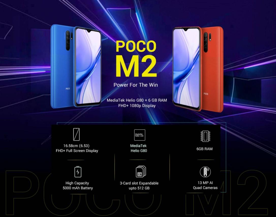 POCO M2 Price In Nepal