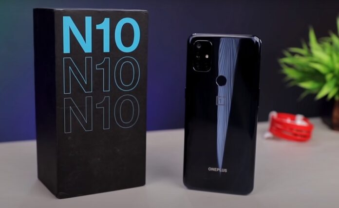 OnePlus-Nord N10 5G price in nepal