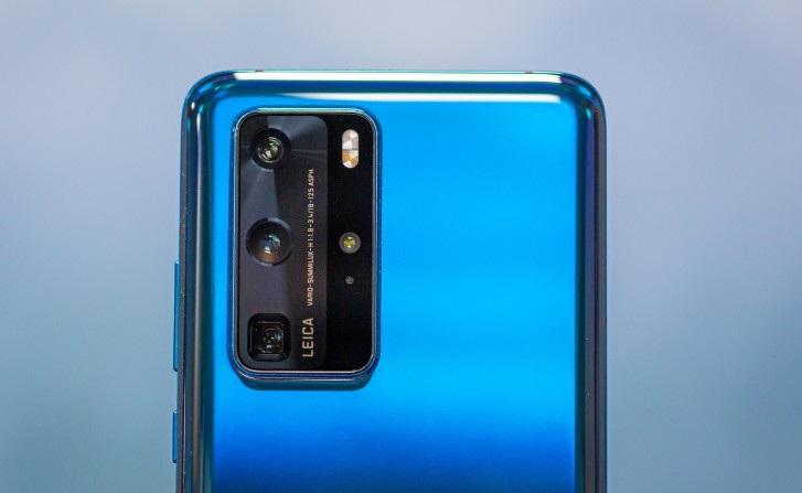 Huawei P40 Pro Price in Nepal back camera