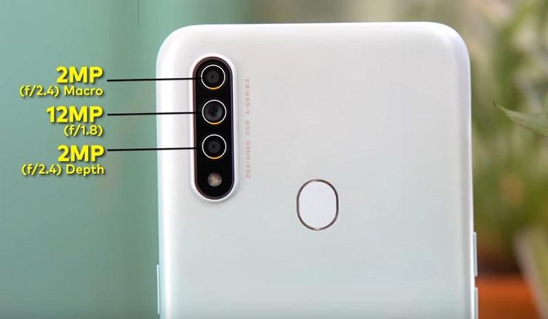 Oppo A31 Rear Camera
