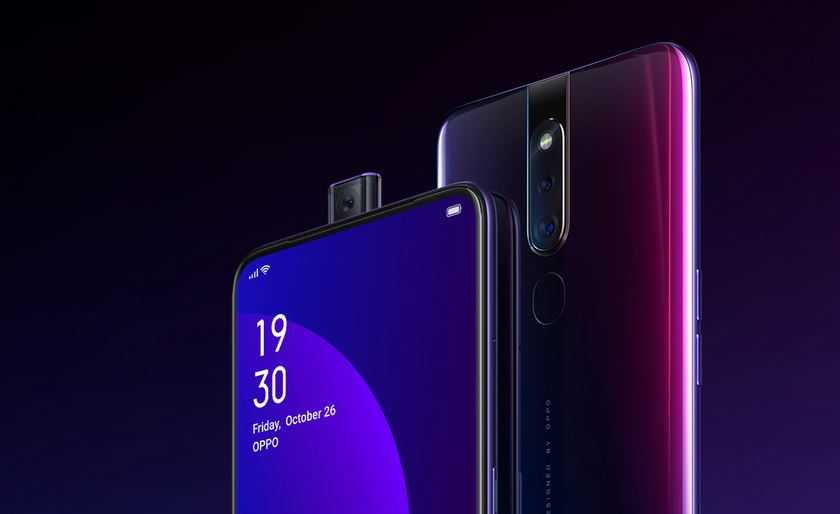 Oppo F11 Pro and F11 Price in Nepal