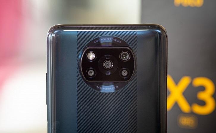 Poco X3 Price Rear Camera