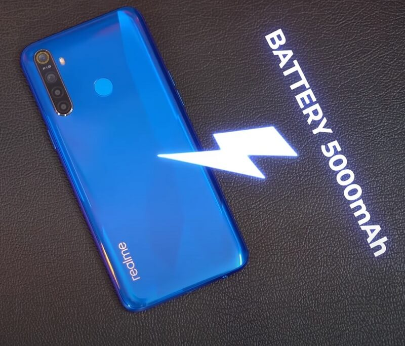 Realme 5 Battery