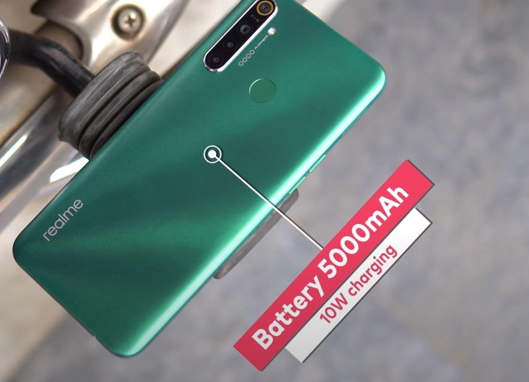 Realme 5i Battery