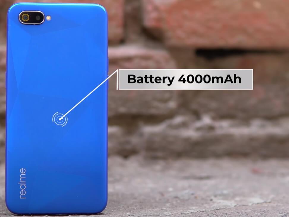 Realme C2 Battery