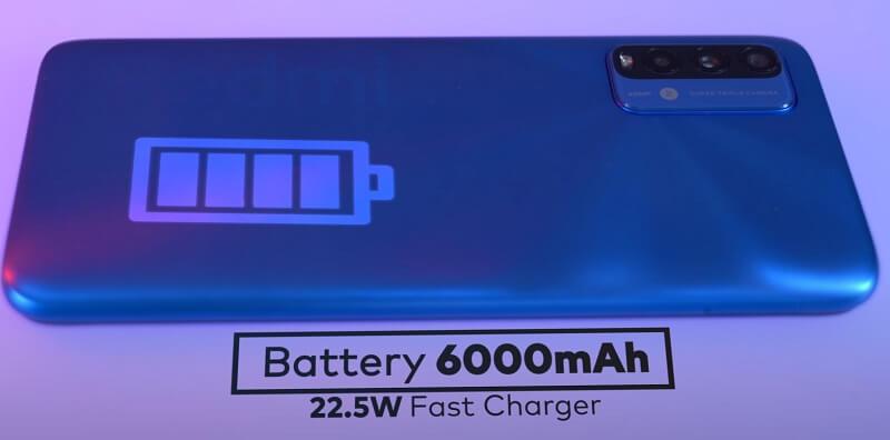 Redmi 9 Power Battery