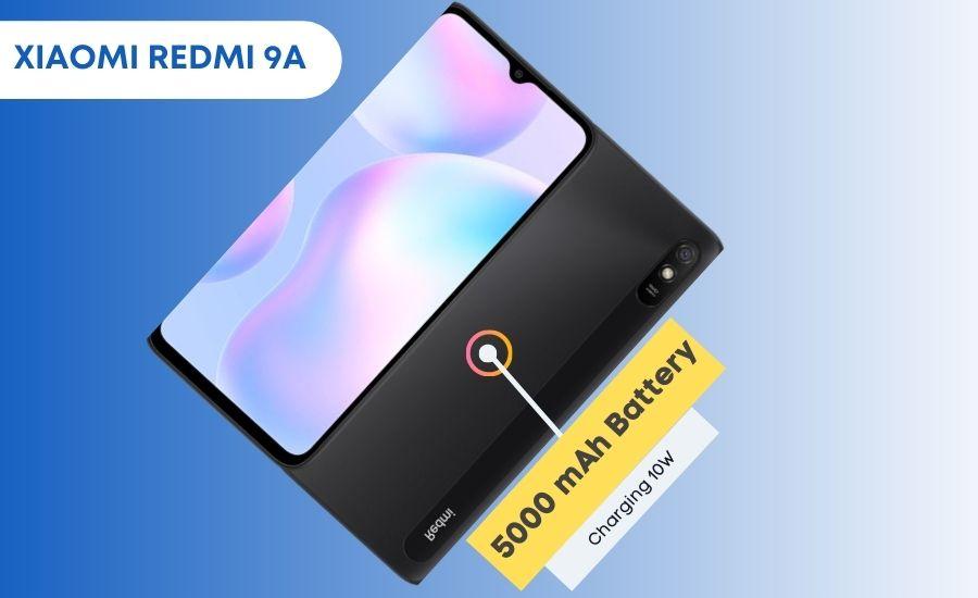Redmi 9A Battery Life