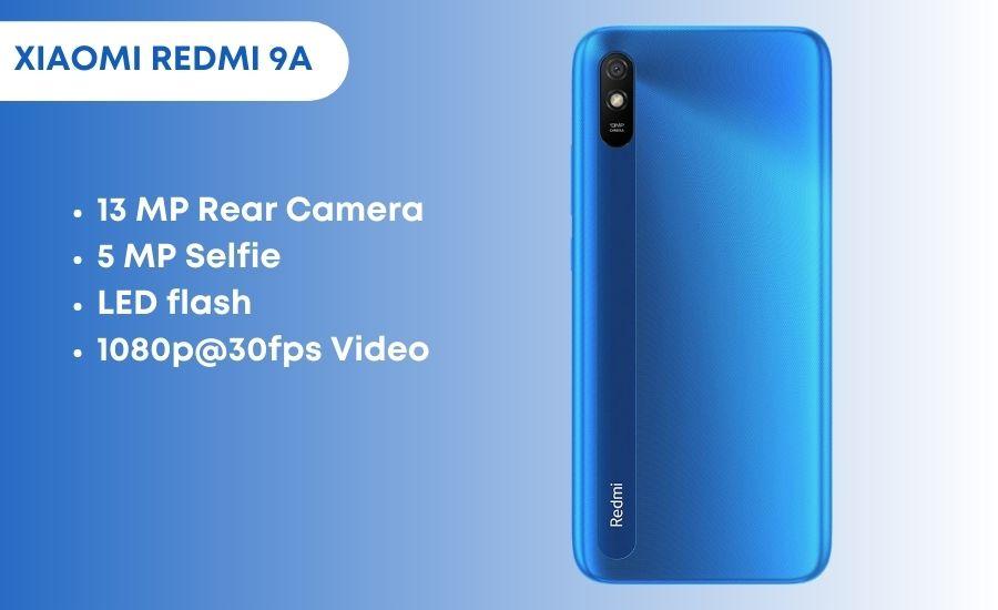 Redmi 9A Camera
