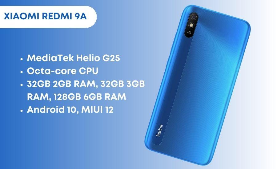 Redmi 9A smartphone performance