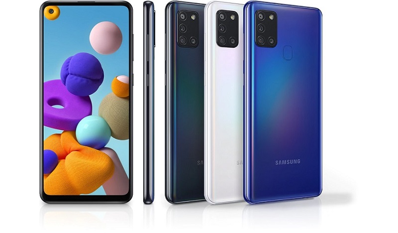 Samsung Galaxy A21s Price,Specification, Features In Nepal