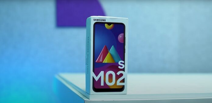 Samsung Galaxy M02s in Nepal