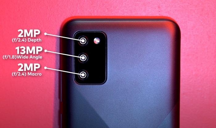 Galaxy Mo2s Smartphone Camera
