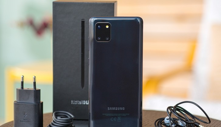 Samsung Galaxy Note 10 Lite Price in Nepal Image 2