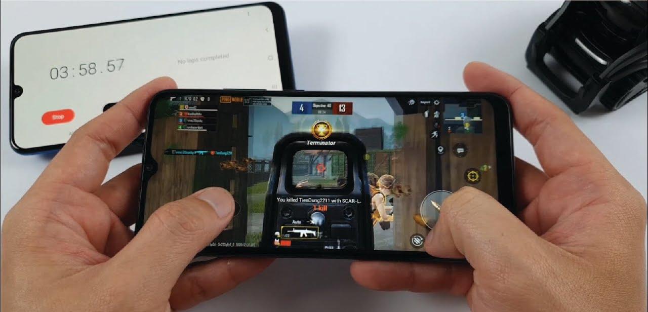 Samsung Galaxy A02s performance