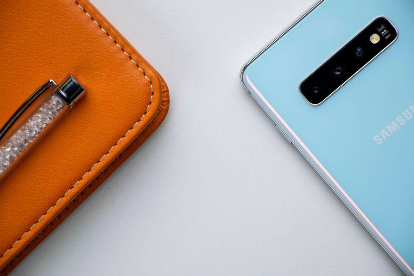 Samsung Galaxy S10 Plus Rear camera