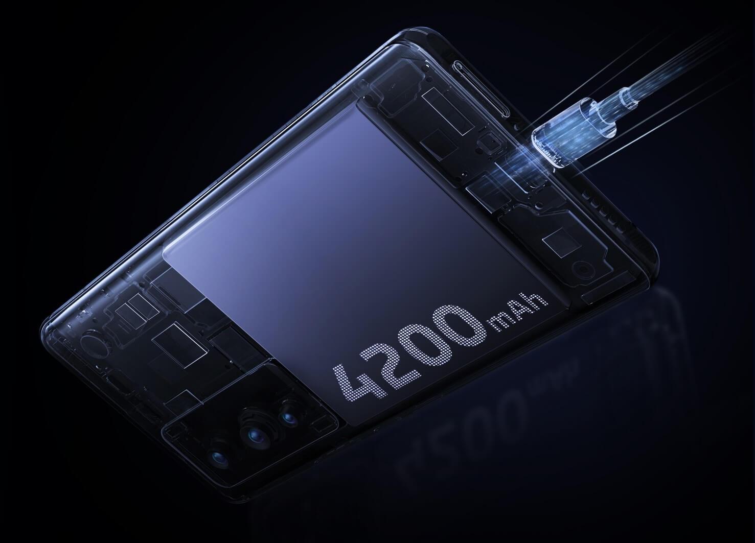Vivo X60 Pro+ Battery
