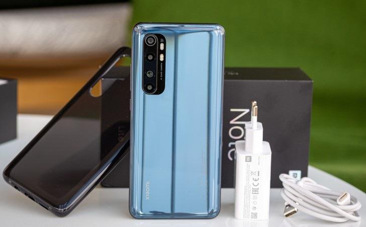 Xiaomi Mi Note 10 lite Price in Nepal