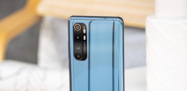 Xiaomi Mi Note 10 lite Camera
