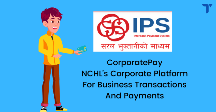 NHCL's Corporate Platform for Business transcations and Payments