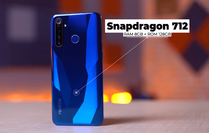 realme 5 pro chipset and os