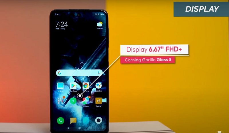Redmi Note 9 Pro Max Outer Design and Build Quality