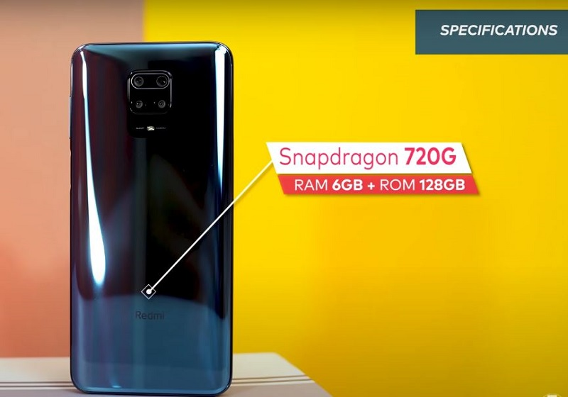 Redmi Note 9 Pro Max Speed and Performance