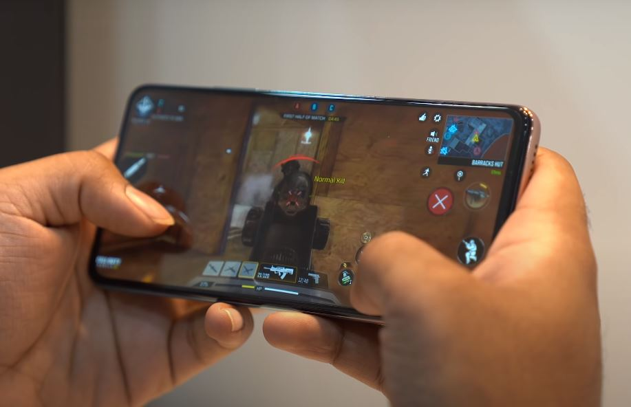 Performance test with game in Xiaomi mi 10i
