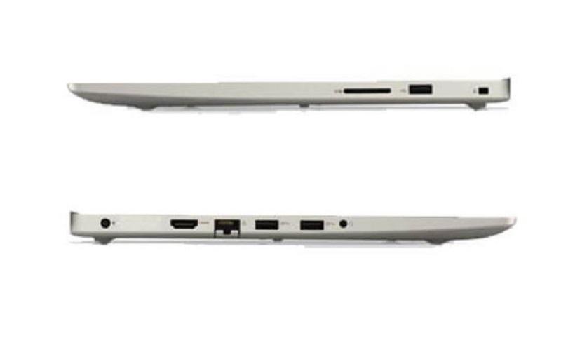 Dell Vostro 14 3400 I/O ports