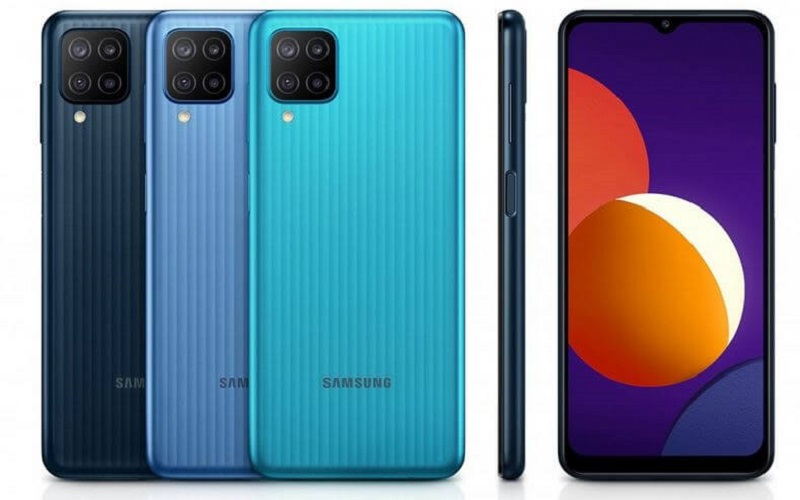 Samsung Galaxy M12 Price in Nepal