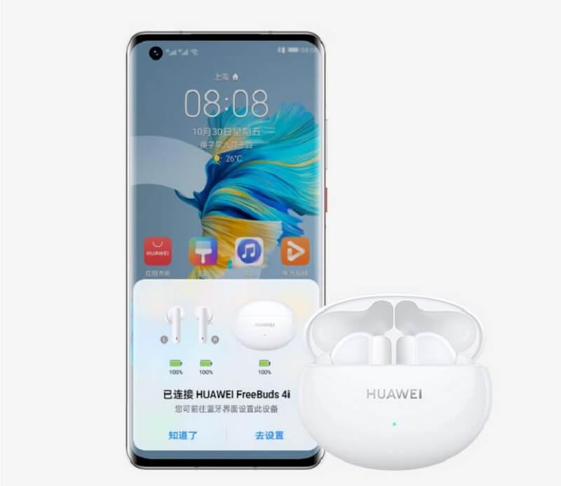 Huwaei FreeBuds 4i Connectivity