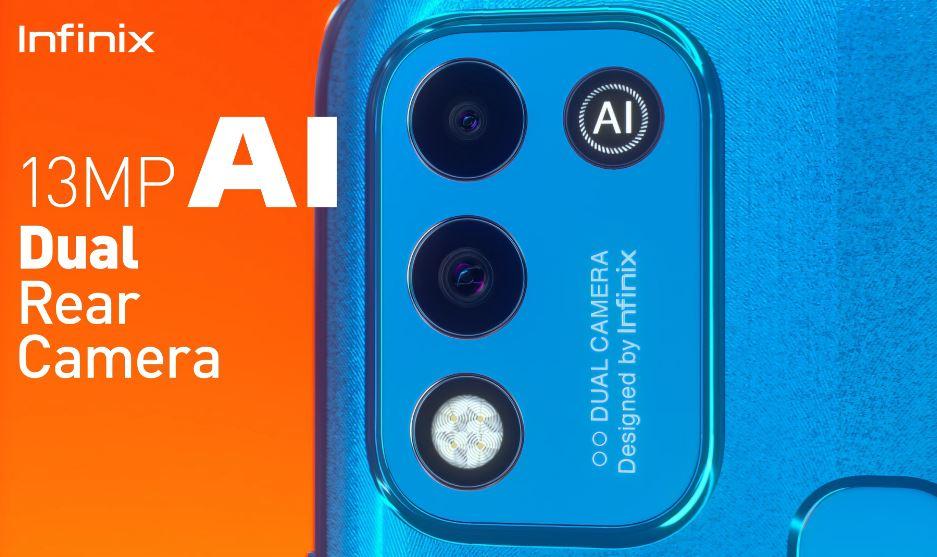 Infinix Hot 10 Play Camera