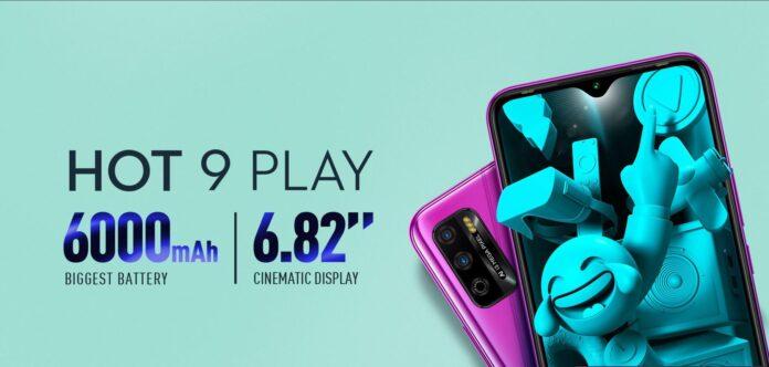 Infinix Hot 9 Play Price in Nepal