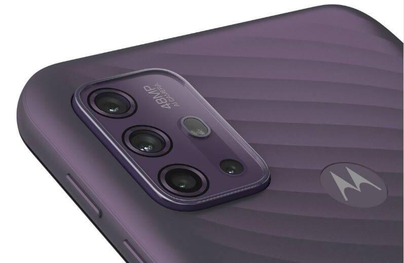 Motorola Moto G10 Camera