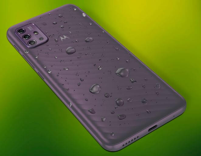 Motorola Moto G10 Design