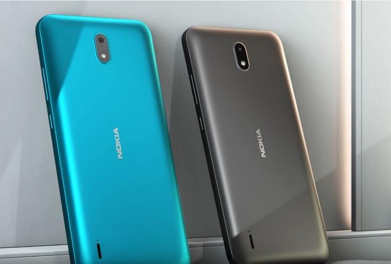 Nokia C2 design