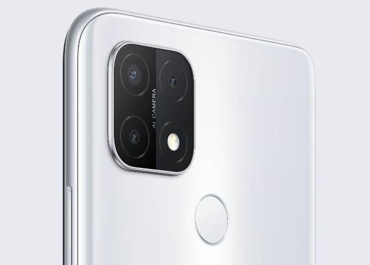 OPPO A15s Camera