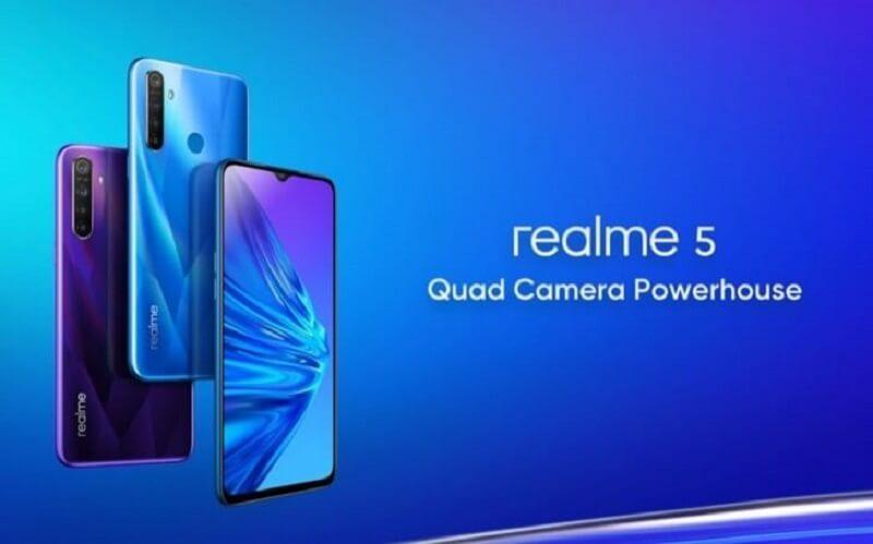 Realme 5 price in Nepal