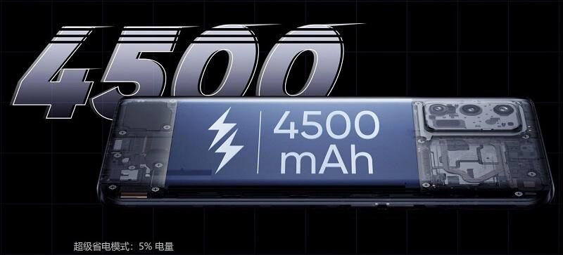 Realme GT Battery