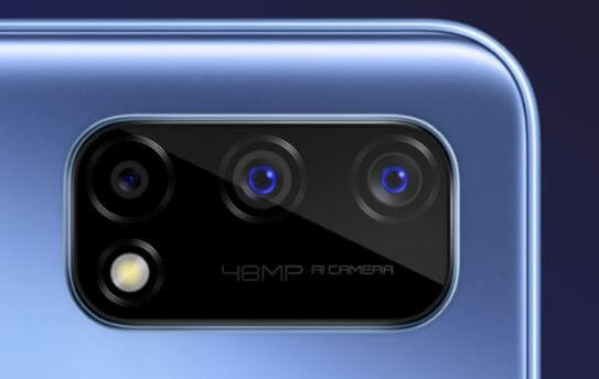 Realme Narzo 30 Pro 5G Camera