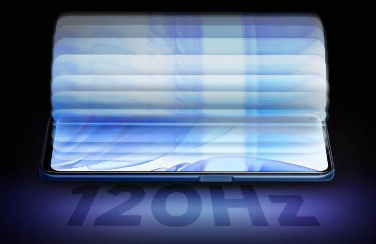 Realme Narzo 30 Pro 5G Display