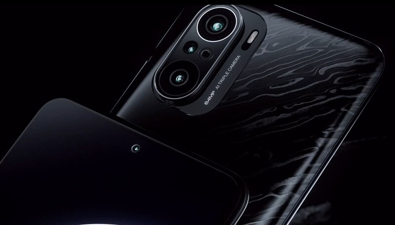 Redmi K40 Pro Camera