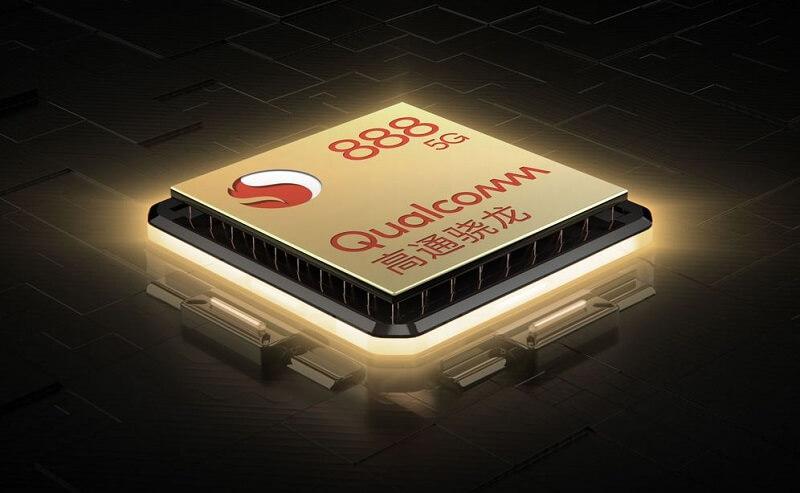 Redmi K40 Pro processor