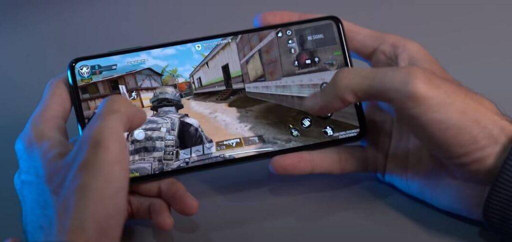 Samsung Galaxy F62 Performance