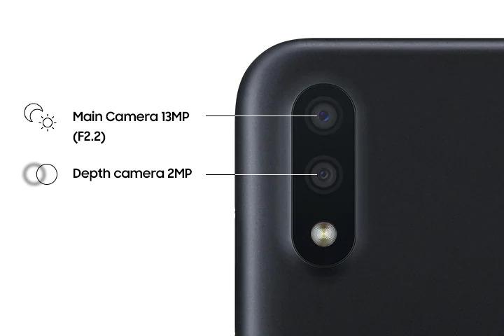 Samsung Galaxy A01 Rear camera