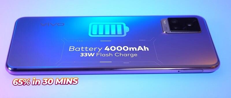 Vivo V20 Battery