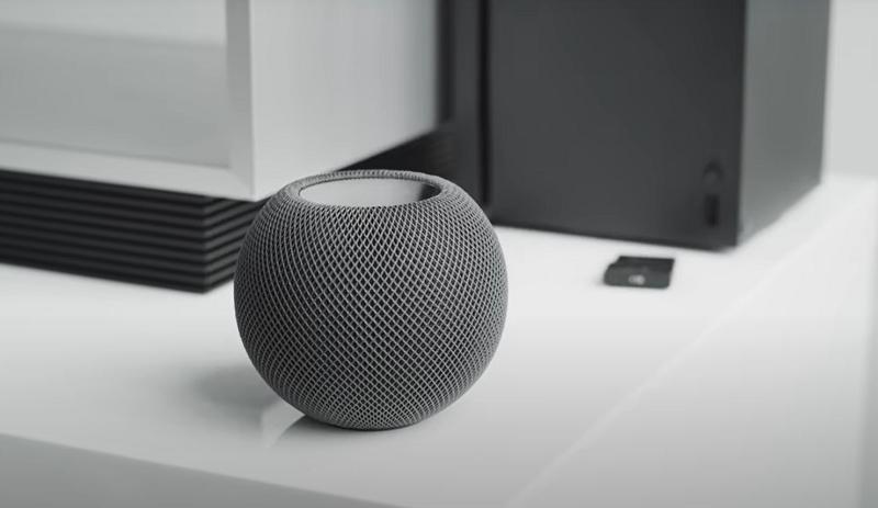 Apple Homepod Mini Design