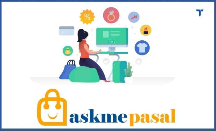 askmepasal ecommerce site in nepal