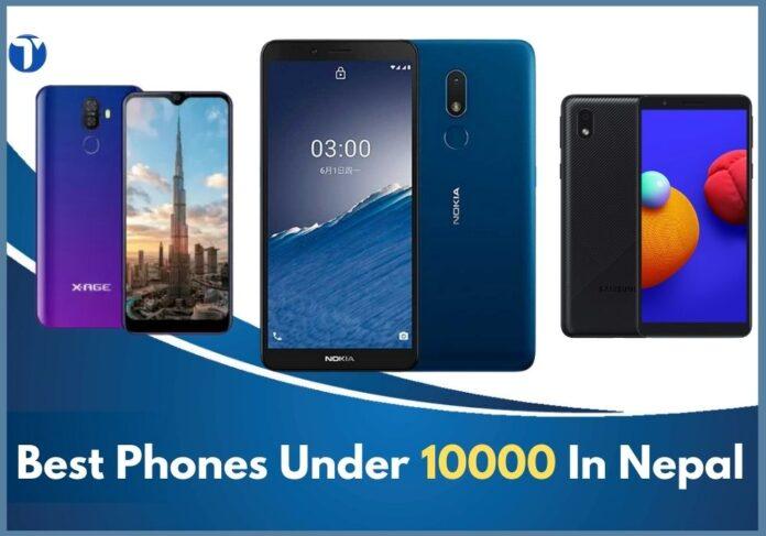 phone under 10000 In Nepal