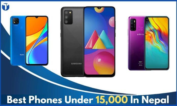 smartphone under 15000 In Nepal